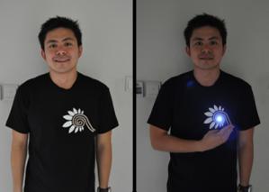 Silkscreen tee-shirt