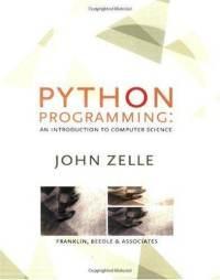 python programming by John Zelle