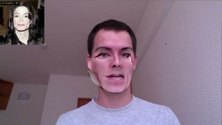 Face Substitution Research