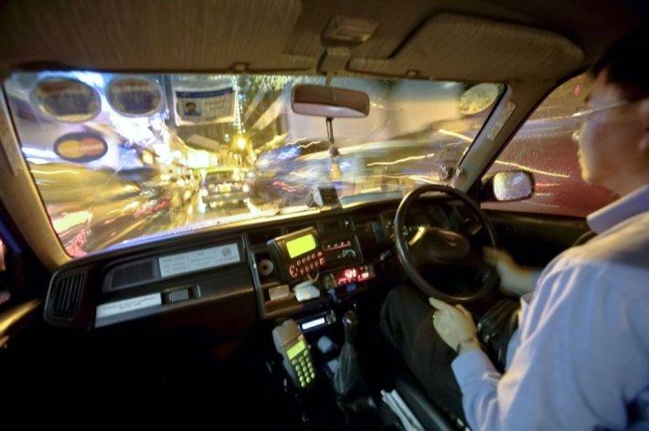 SG taxi data