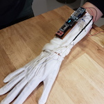 Performative Glove