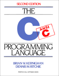 The C Programming Language by Dennis Ritchie