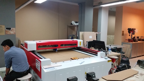 huge-ass laser cutter