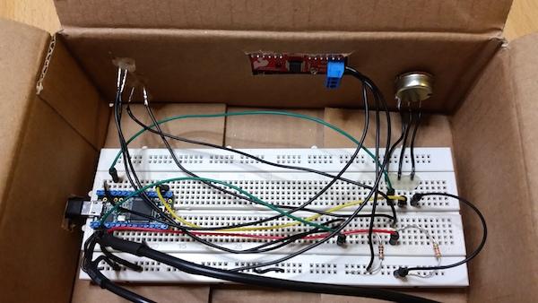 Inside the prototype
