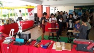 the One Maker Group booth