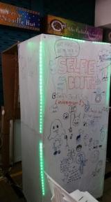 Selfie booth