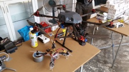 Big ass drone