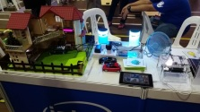 Intel Edison: home automation proof of concept
