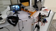 DIY First Person Perspective remote camera